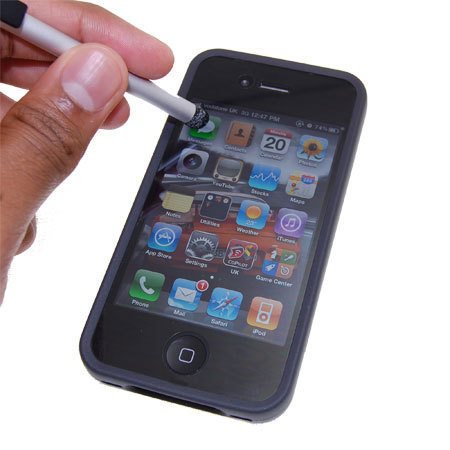 Iphone  Mit Stift Bedienen