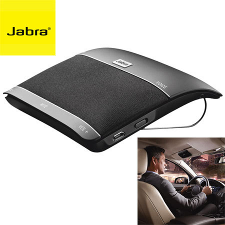 kit mains libres voiture bluetooth jabra freeway avis. Black Bedroom Furniture Sets. Home Design Ideas