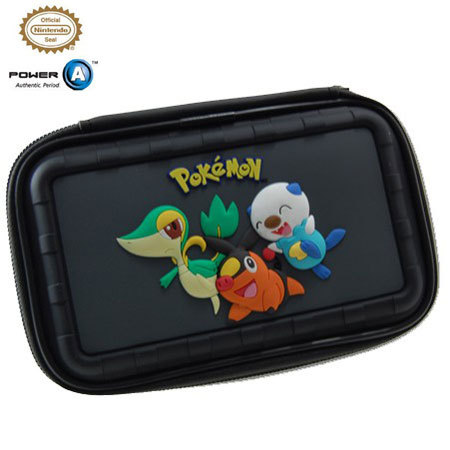 Housse nintendo 3ds pokemon premium personnages for Housse 3ds pokemon