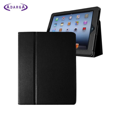Adarga Advanced iPad 4 / 3 / 2 Case - Black