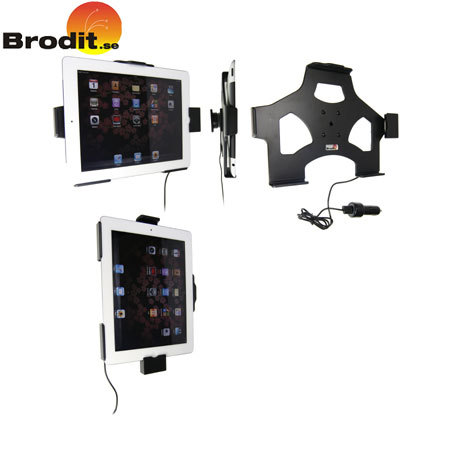 Brodit Active Holder with Tilt Swivel - iPad 2