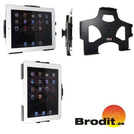 Brodit Passive Holder with Tilt Swivel - iPad 2