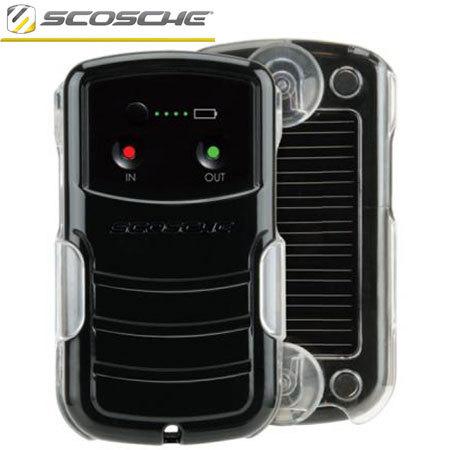 Scosche solBAT II Solar Powered Battery Pack