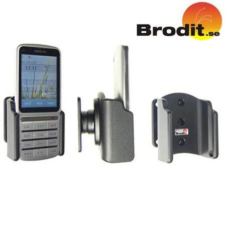Brodit Passive Holder with Tilt Swivel - Nokia C3-01