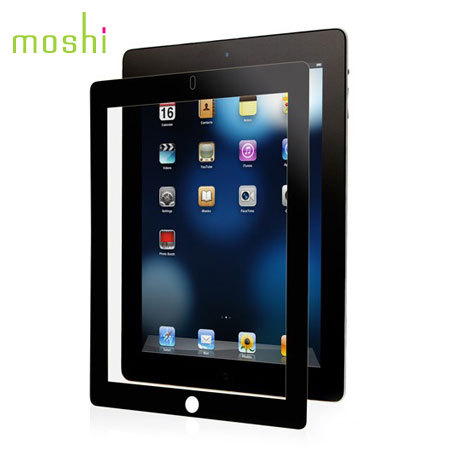 Moshi iVisor AG Anti Glare Screen Protector for iPad 4 / 3 / 2