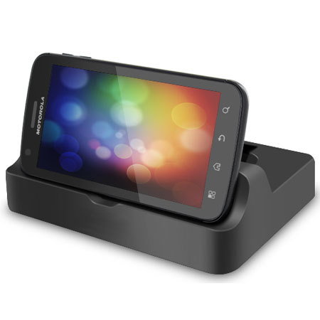 Motorola Atrix Dual Desktop Sync and Charge Cradle
