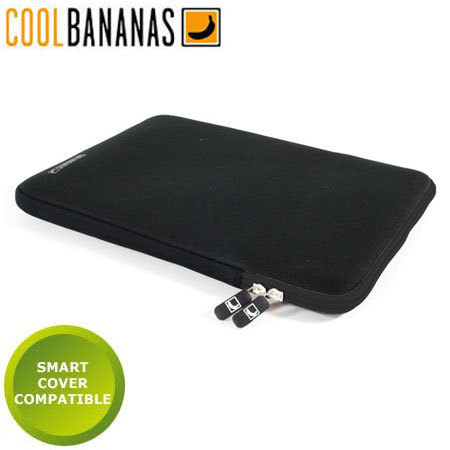Cool Bananas ShockProof Pouch for iPad 4 / 3 / 2- Midnight