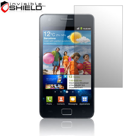 InvisibleSHIELD Full Body Protector - Samsung Galaxy S2 i9100