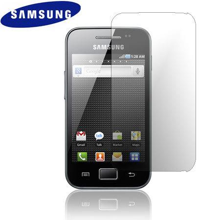 Official Samsung Galaxy Ace Screen Protector