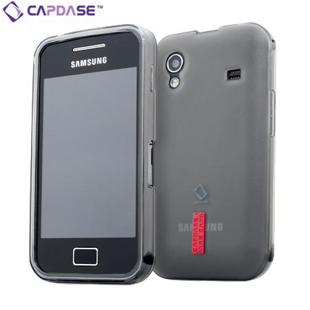 coque samsung galaxy ace capdase soft jacket 2 xpose noire. Black Bedroom Furniture Sets. Home Design Ideas