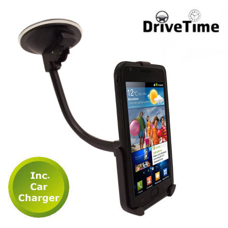 DriveTime Car Pack for the Galaxy S2 with Black Case