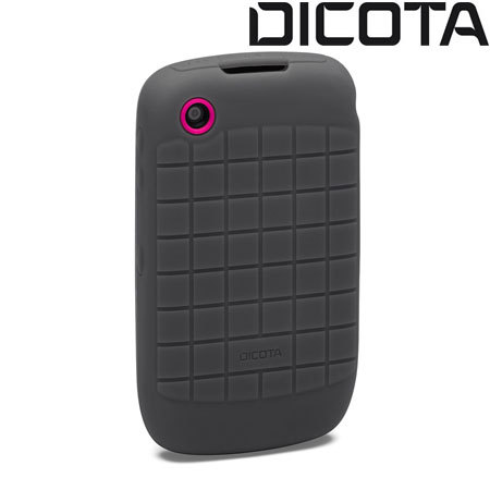 Dicota Silicone Case For Blackberry Curve 85209300 Grey