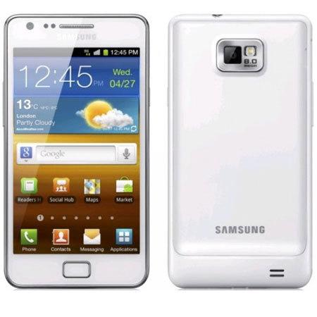 Sim Free Samsung Galaxy S2 i9100 - 16GB White