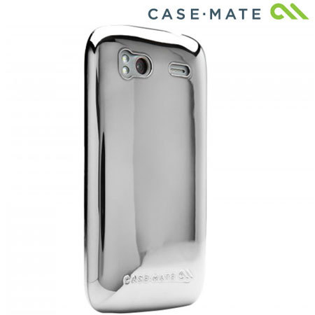 Case-Mate Barely There for HTC Sensation / Sensation XE - Silver