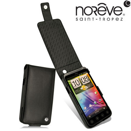 Noreve Tradition A Leather Case for HTC EVO 3D - Black