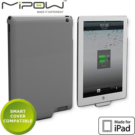 newest collection cacdf f7b24 MiPow Juice Cover External Battery Pack for iPad 2