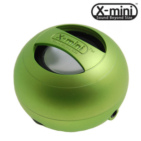 XMI X-mini II Mini Speaker - Green
