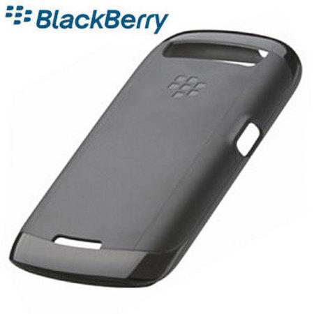 BlackBerry Original Soft Shell for BlackBerry Curve 9360 - Black