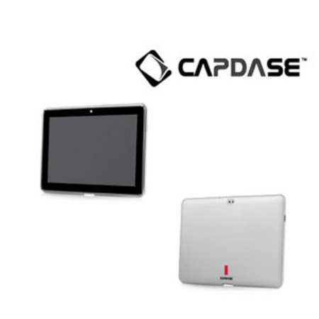 Capdase Soft Jacket 2 Xpose - Samsung Galaxy Tab 10.1 - White