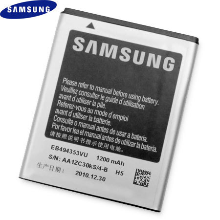 Official Samsung Standard Battery - EB494353VU