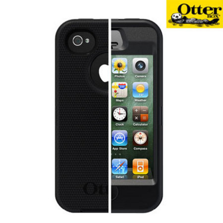 iphone 4s otterbox otterbox for iphone 4s defender series black 10922
