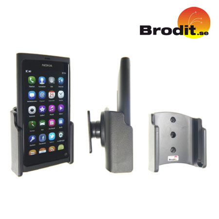 Brodit Passive Holder with Tilt Swivel - Lumia 800 with Case only