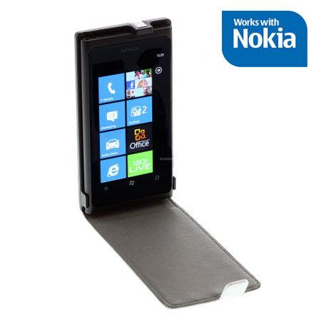 Nokia CP-022N Nokia Lumia 800 Alpha Flip Case - White