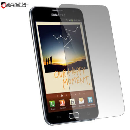 InvisibleSHIELD Screen Protector - Samsung Galaxy Note
