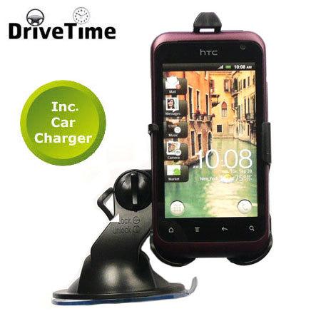 DriveTime HTC Rhyme Car Pack