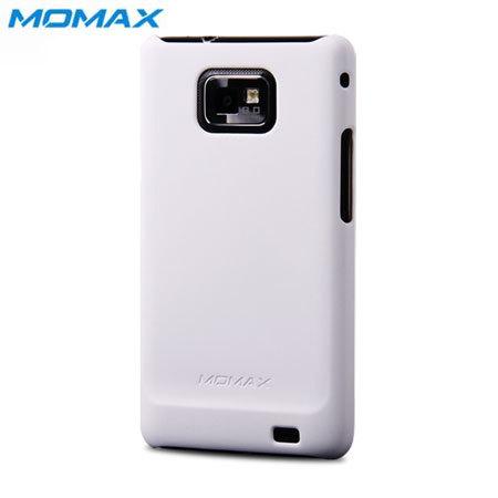 Coque Samsung Galaxy S2 - Momax - Blanche Avis