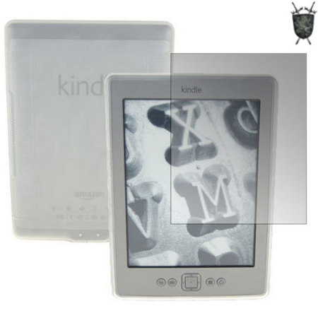 Advanced Flexishield for Amazon Kindle - Clear