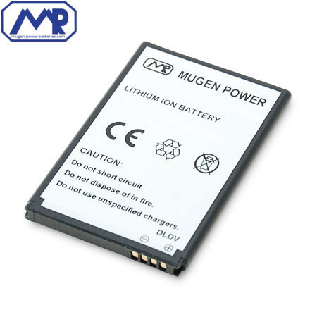 Mugen Samsung Galaxy Note Extended Battery 2650mAh