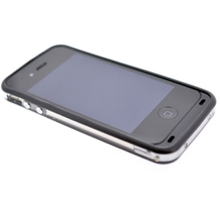 iPhone 4S / 4 Bumper Case with FM Transmitter