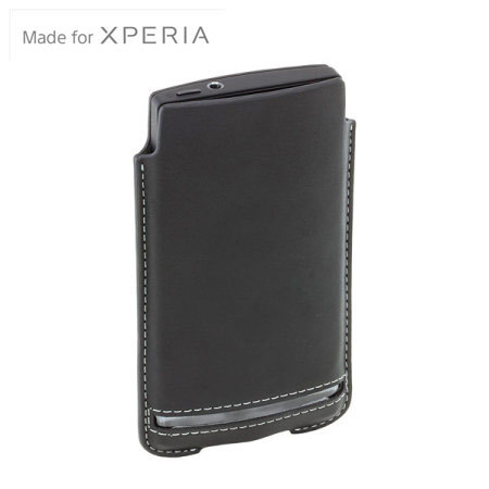 Sony Xperia S SMA3118B Pouch Case - Black