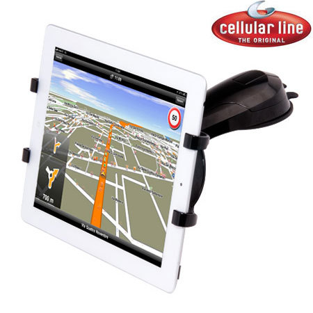 Cellular Line CRAB Tablet Car Mount