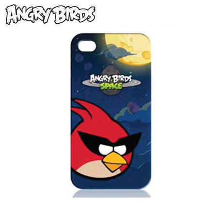 Gear4 Angry Birds Space Case for iPhone 4S / 4 - Red Bird