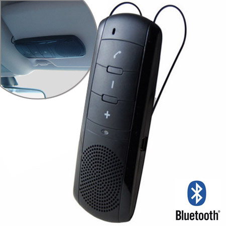 Clip & Talk Visor Blade Bluetooth Car Kit