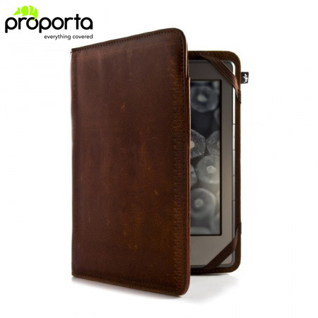 Proporta Leather Style Folio Case for Kindle Paperwhite  / Touch