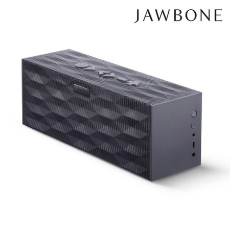 Jawbone BIG JAMBOX Wireless Speaker w/FREE Carry Case - GraphiteHex
