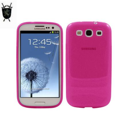 FlexiShield Case For Samsung Galaxy S3 - Pink