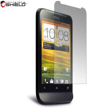 InvisibleSHIELD Screen Protector - HTC One V
