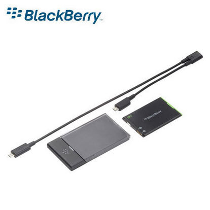 BlackBerry Charging Bundle - J-Series/Y-Cable/J-S1 - ACC-46742-201