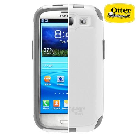 OtterBox For Samsung Galaxy S3 Commuter Series - Glacier