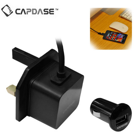 The Capdase Ultimate Charger Pack - MicroUSB