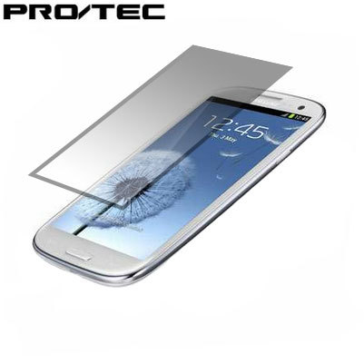 Pro-Tec Screen Protector For Samsung Galaxy S3