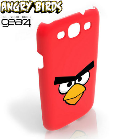 Angry Birds Case For Samsung Galaxy S3 - Red Bird