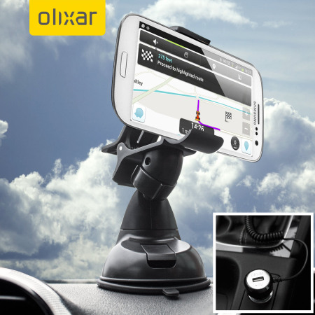 Olixar DriveTime Samsung Galaxy S3 In-Car Pack