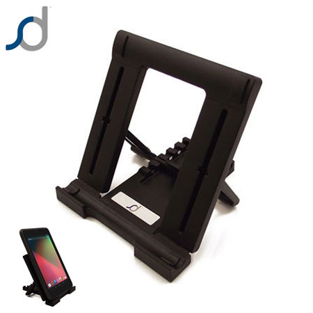 SD Portable Multi-Angle Tablet Desk Stand