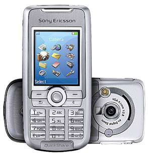 Sim Free Mobile Phone - Sony Ericsson K700i