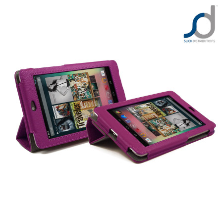 Housse Google Nexus 7 SD TabletWear SmartCase - Violette
